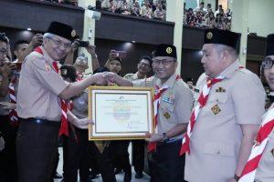Kwarcab Pramuka Muba Borong Penghargaan