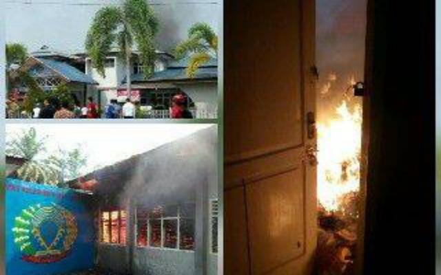 Terjadi Kerusuhan di Lapas Kuala Simpang Kabupaten Aceh Tamiang