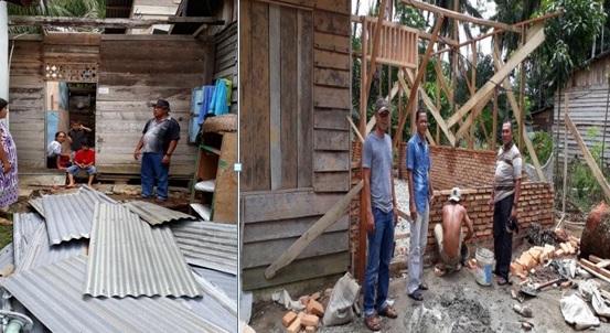 Irwandi Centre Subulussalam Bangun Rumah Yatim Sebagai Syukuran