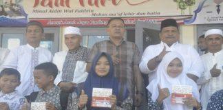 Program Beasiswa Aceh Jaya mulai dibagikan