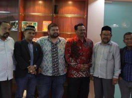 Ketua DPRA Jajaki Kerjasama ke Malaysia