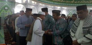 JCH Aceh Besar Sebanyak 550 Orang