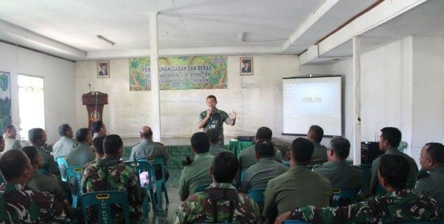 Warga Aceh Tengah Diberi Pelatihan Tentang Kesadaran Bernegara