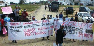 Mahasiswa Desak Kejari Aceh Timur Tetapkan Tersangka Kasus Dugaan Korupsi 14 Milyar