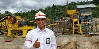Dian Wahyudi, Manager Rayon PLN Calang