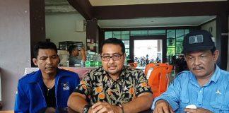 Teuku Riefky Harsya, di Hotel Pantai Barat, Calang Aceh Jaya.