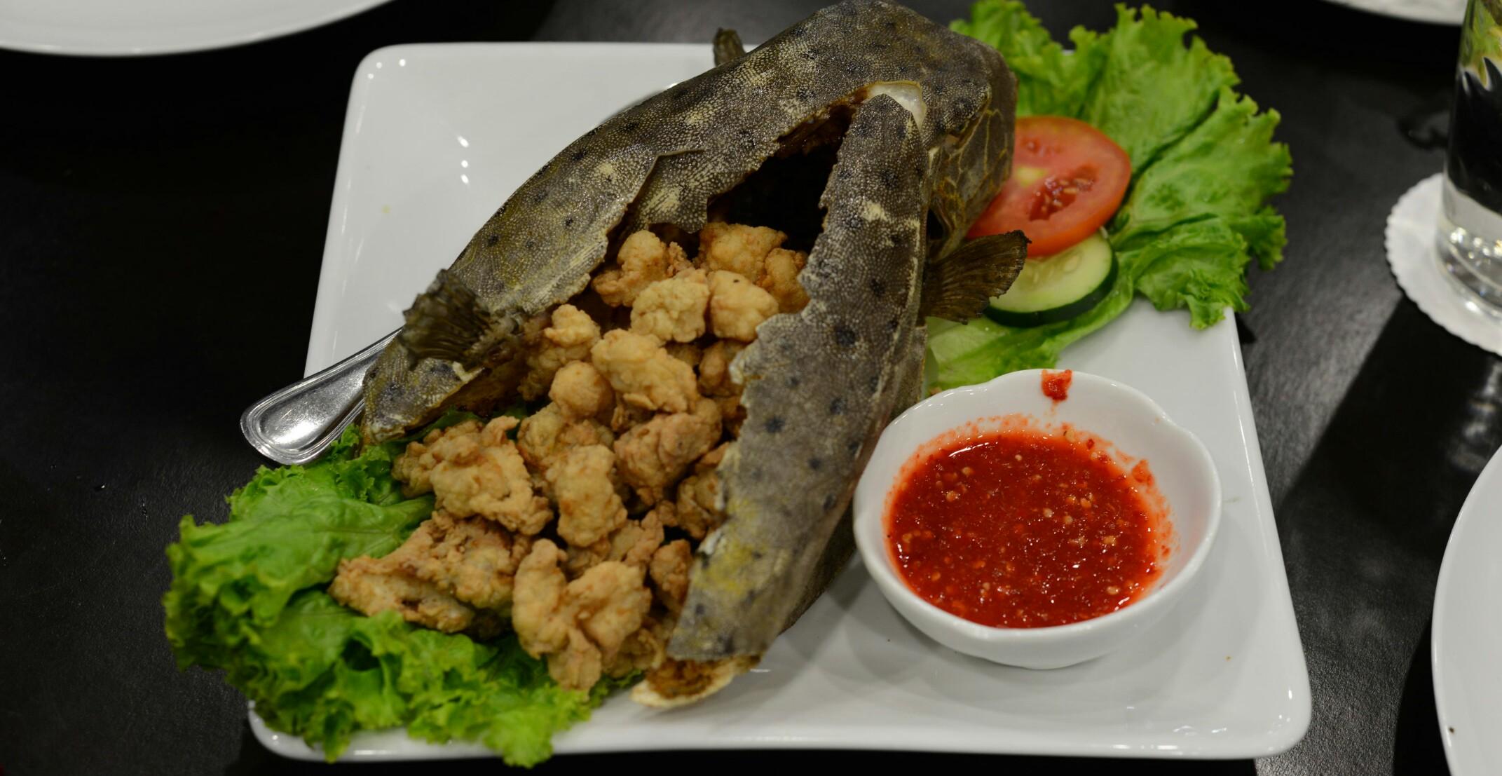 Ikan Kudu Kudu Kuliner Bandung Di Rumah Makan Papiann