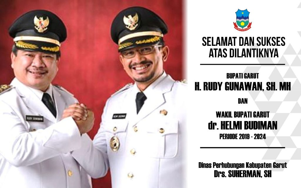 Gubernur Jawa Barat Melantik Bupati / Wakil Bupati Garut ...