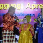 Penari Cilik Pukau Pengunjung PKA Banda Aceh.