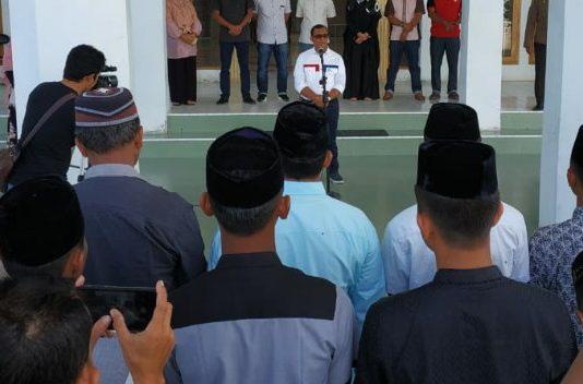 Pemkab Aceh Jaya Mengirimkan 481 Peserta Untuk Mengikuti PKA Ke - 7 Di Banda Aceh