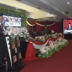 DPRD Kota Palembang Dengarkan Visi - Misi Walikota Terpilih Periode 2018 -2023