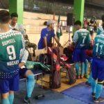 Tim  Hockey Indoor Papua Tersungkur Lawan Sumsel di Cimahi