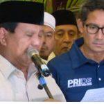 Prabowo dan Sandiaga Meminta Pendukungnya Tak Usah Demo di MK