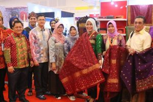 Palembang Promosikan Industri Rumahan di Acara Trade Expo Indonesia (TEI)