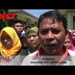 Puluhan Pekerja PT SMS Sambangi Disnaker Lahat