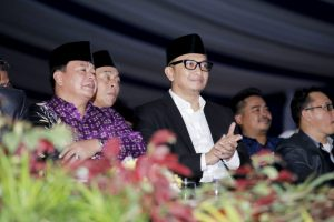 Wakil Bupati Pandeglang Tanto Warsono Arban Hadiri Pembukaan MTQ Ke XVI Banten, Ini Pesannya