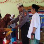 Polsek Samarang Santuni Anak Yatim Dan Panti Jompo Dihari Bhayangkara Ke - 73