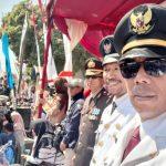 Perayaan HUT Kemerdekaan ke 74 RI Di Kecamatan Limbangan Diramaikan Oleh Pawai Seni Dan Budaya