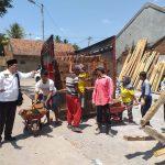 DPRD Garut Fraksi PKS Bantu Korban Kebakaran Di Pangatikan