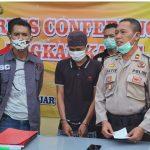 Sigap Anggota Satreskrim Polsek Banjar, Kurang Dari 24 Jam Pelaku Ranmor Diringkus