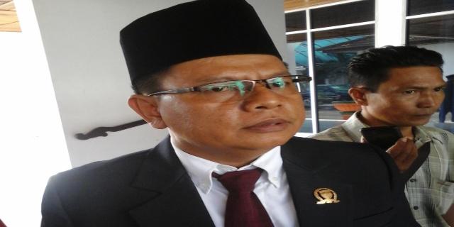 Anggota Dewan Kabupaten Musirawas Nyaris Adu Jotos