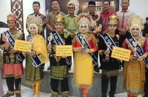 Pemilihan Duta Wisata Aceh Jaya 2018, Terkesan Tertutup