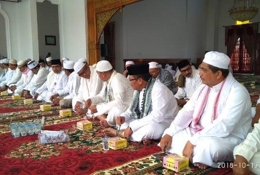Pemkab Aceh Jaya, Gelar Tarekat, Doa Dan Zikir Bareng