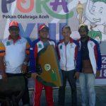 Atlet Selam PORA Aceh Jaya, Sembahkan Medali Emas Perdana Untuk Kabupaten