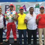 Indra Altet Selam PORA Aceh Jaya, Kembali Raih Medali Emas