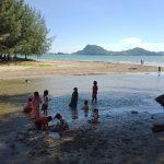 Keindahan Pantai Ujong Pusong Di Aceh Jaya 'Pikat' Pengunjung