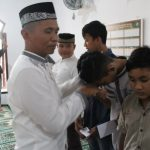 Buka Puasa Polres Aceh Jaya Bersama Anak Yatim