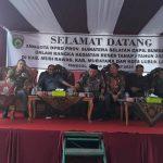 DPRD Sumsel Dapil VIII Reses Tahap I 2020. Tampung Aspirasi dan  Kawal Pembangunan Jalan Provinsi di Dapil