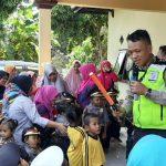 Program Polisi Sahabat Anak, Hilangkan Rasa Takut Anak Pada Polisi