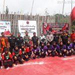 PDI Perjuangan Gelar Turnamen Bola Volly Se Kecamatan Cilawu Dalam Rangka Peringatan HJG ke 207