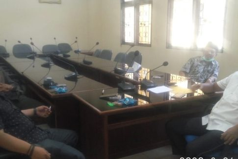 Komisi IV DPRD Banyuasin, Lockdown Kami Masih Tunggu Hasil Rapat Pimpinan