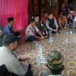 Polsek Pangkalan balai Bubarkan Kegiatan Di Dua Desa Kecamatan Banyuasin III