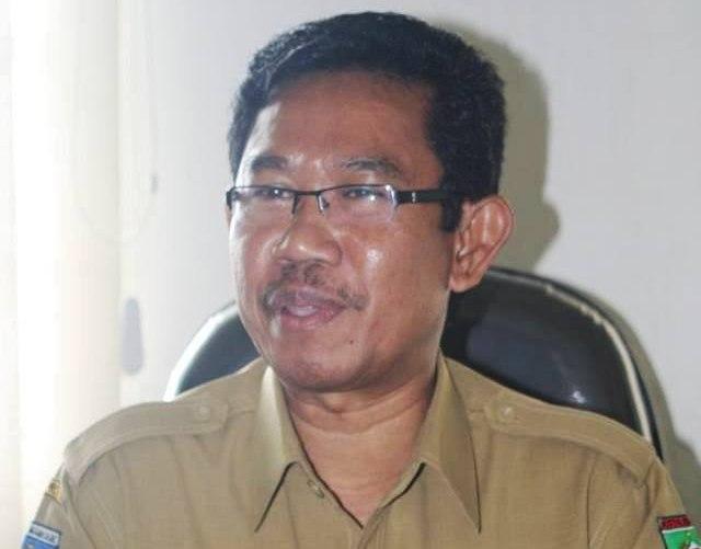 Kepala Badan Pengelolaan Keuangan Dan Aset Daerah (BPKAD) Kota Bima, Drs. Zainuddin M. Si,
