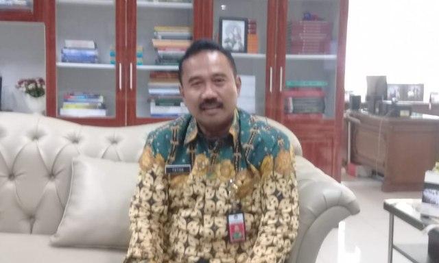 Kapuskom Menhan RI , Brigjen TNI Totok Sugiarto