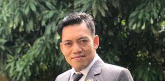 Anggota DPRD Banyuasin Darul Qutni. SE