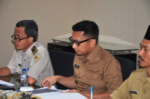 Wakil Bupati Pandeglang Intruksikan SKPD Terkait Lahan SUTET