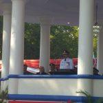 Di Upacara Kemerdekaan Ke 74 RI, Bupati Garut Paparkan Visi Misi Kabupaten Garut 2019 - 2024