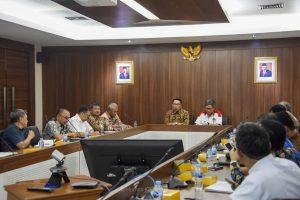 Gubernur Jabar Bahas Revitalisasi Situ Bagendit dan Kalimalang dengan Kementerian PUPR