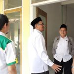 Kantor Baru Baznas Mendapat Kunjungan Orang No 2 Di Garut