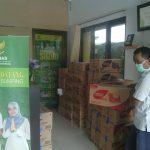 Ditengah Mewabahnya Virus Covid 19, BAZNAS Kabupaten Sumedang Siapkan 1000 Paket Sembako