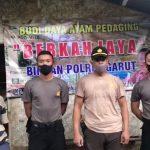 Peternak Ayam Berkah Jaya Mendapat Dukungan Kapolres Garut Dalam Upaya Program Ketahanan Pangan