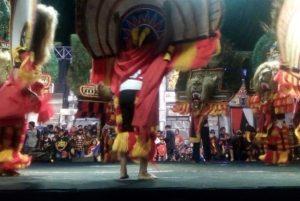 Pagelaran Reog dan Tari, Bius Warga Kota Tanjung Enim
