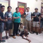 Resedivis Curas Lintas Propinsi Dibekuk Polsek Betung