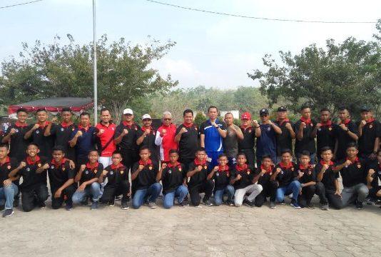 Banyuasin Youth Soccer Accademy Di Lepas Bupati Banyuasin
