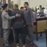 Salah Paham, Rapat Paripurna DPRD Banyuasin Ricuh